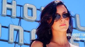 """Mal About Town"" | RED SCARLET 4K FASHION FILM | TUCSON, ARIZONA"