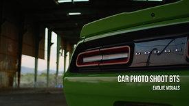 CAR SHOOT BTS - VAIL, AZ