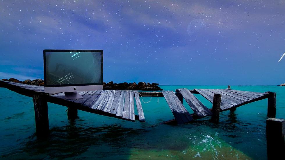 Mac on a Quay Sea_4