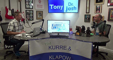 Kurre & Klapow Vegetarians TV:  Relationships, & Deal Breakers
