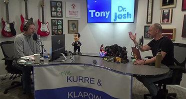 Kurre & Klapow TV: Tattoo Regrets, Embarrassment & Puppet Talk
