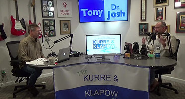 Kurre & Klapow TV: Sports, Hazing & Anxiety
