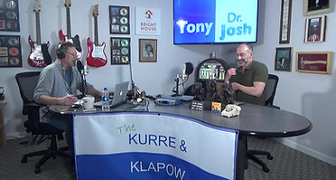 Kurre & Klapow TV:  Rachel Baribeau and SOTU Analysis