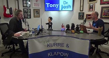 Kurre & Klapow TV: Kaepernick, Hugging & Underwear
