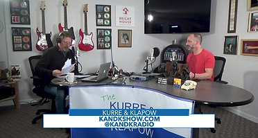 Kurre & Klapow TV: What is Acceptable in America Biden Kissing or Halftime Show