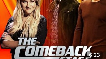 The Battles Continue on The Comeback Stage - The Voice