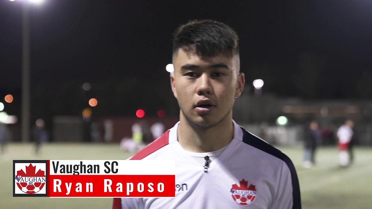 League 1 - 12th Man - Vaughan SC