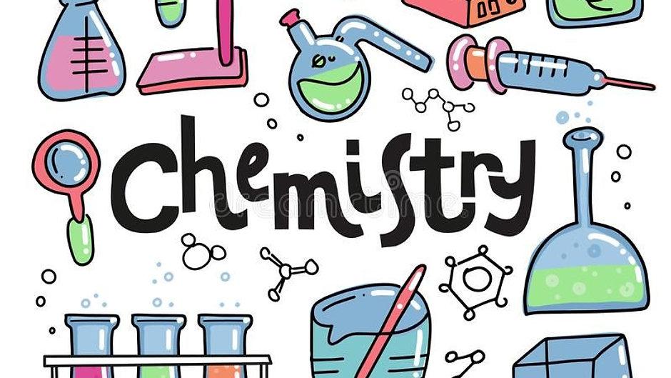 Year 7 & 8 - Chemistry