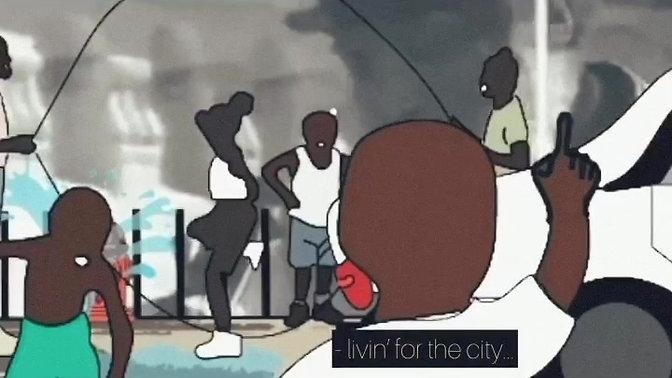 """""""Living For The City"""" x Stevie Wonder"""