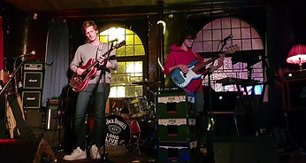 Bubbles - Live at The George Tavern