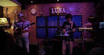 Live at Luna Lounge - TenderLA