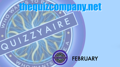 QUIZZYAIRE (February)
