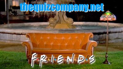Friends (TV Series) Quiz