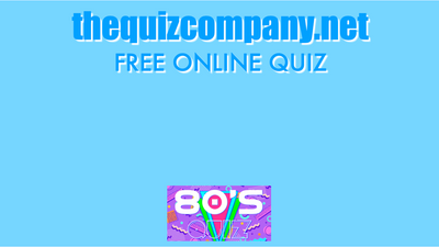 1980's Quiz
