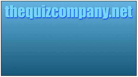 Online Quiz - 22nd May 2020