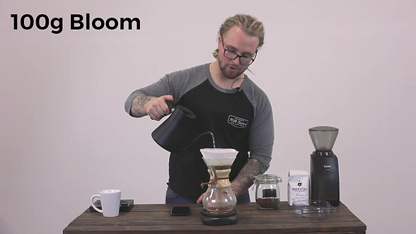 Home Brewing Guide: Chemex