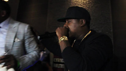 Chukwudi Okafor's Birthday with Jadakiss