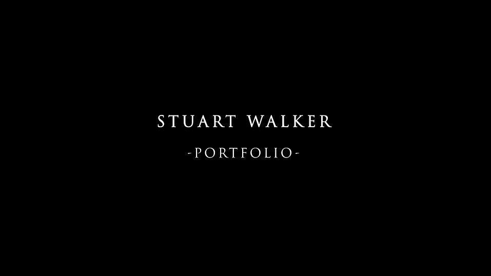 STUART WALKER PORTFOLIO