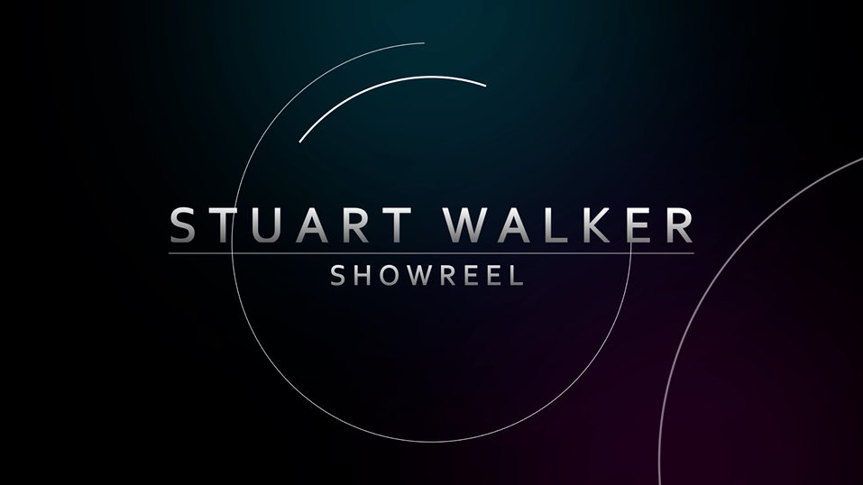 STUART WALKER SHOWREEL 2021