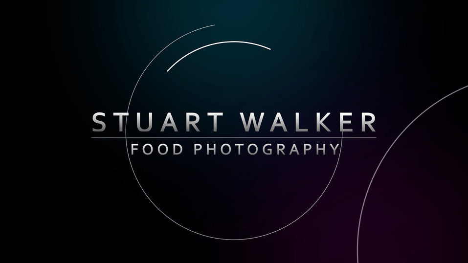 STUART WALKER FOOD PHOTOGRAPHY SHOWREEL
