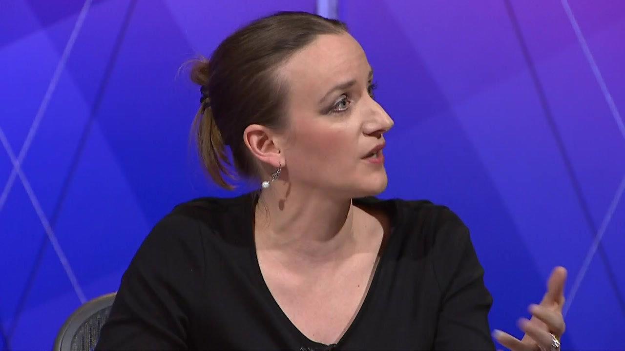 Kate Smurthwaite on Tax Havens