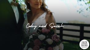 Codey + Sarah // The SWEETEST Kentucky Wedding