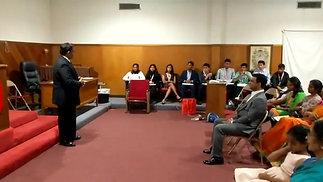 Raj Salwan - Fremont Counselor speech
