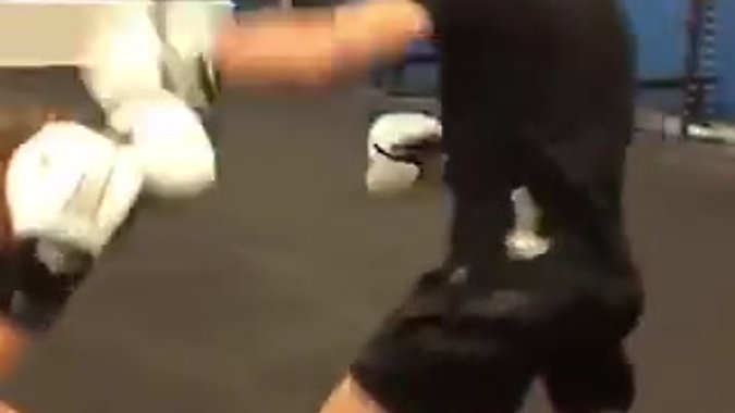 Sparring - Spass