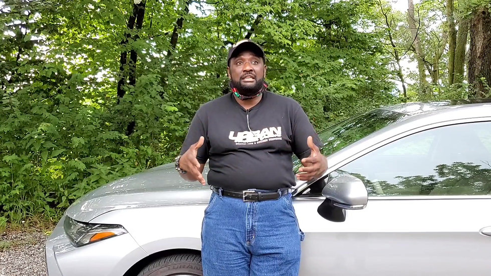 Urban American Outdoors - The Wayne Hubbard Story
