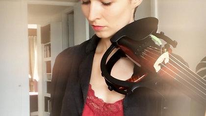 Improviser au violon électrique