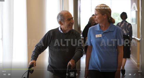 Lucia - Italian care worker