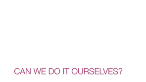 Can we do it ourselves?