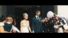 Anna & Stefan | Hochzeitsvideo in Trier