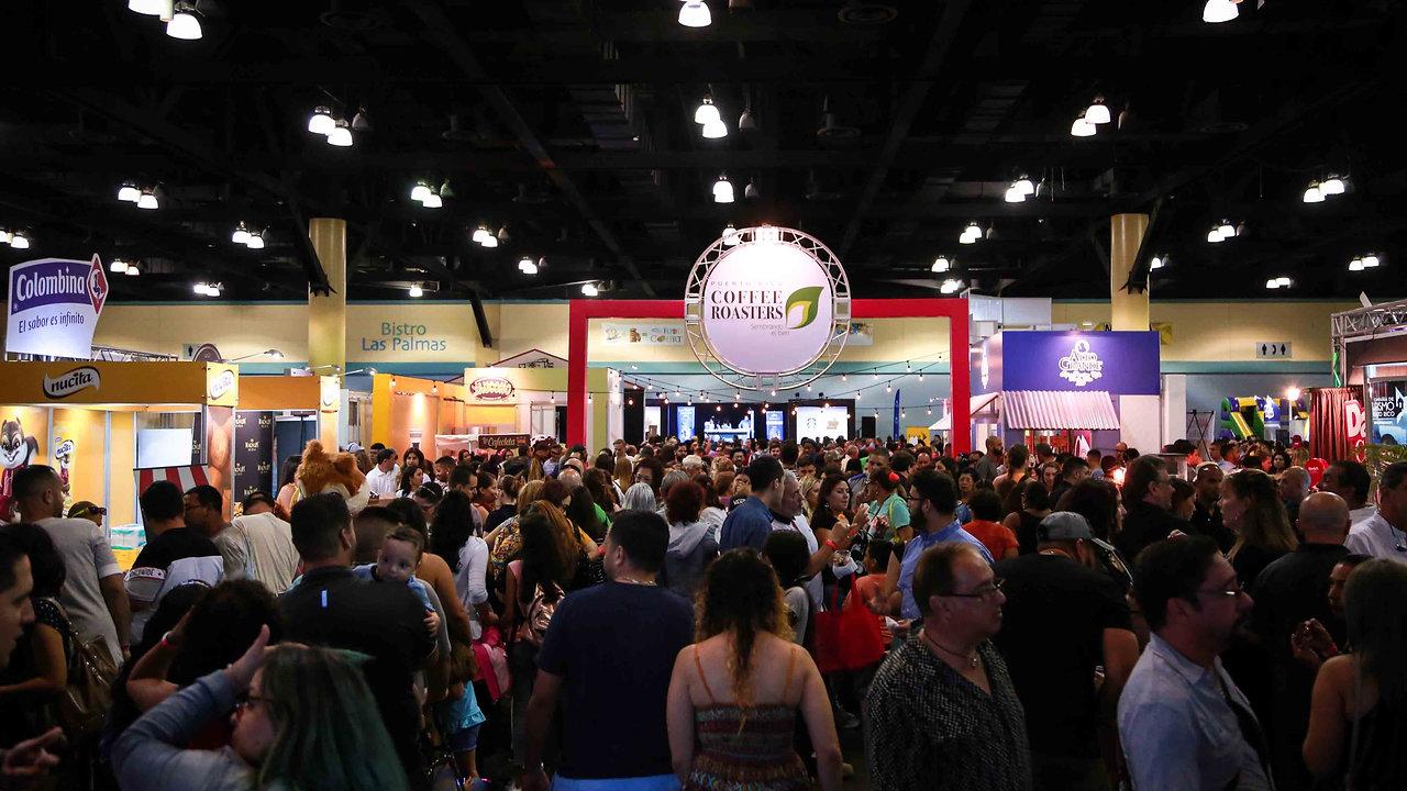 Coffee & Chocolate Expo - Puerto Rico 2018 Recap