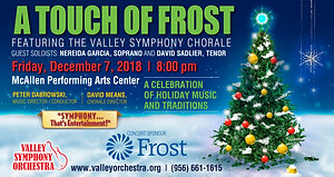 A Touch of Frost Holiday Concert