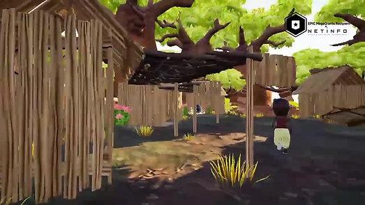 Safaari Animation Trailer