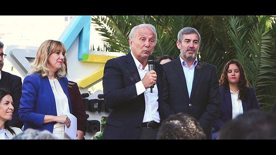 Presentación de candidaturas al Parlamento de Canarias por Tenerife