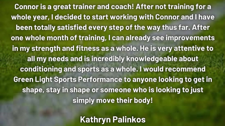 Client Review - Kathryn Palinkos