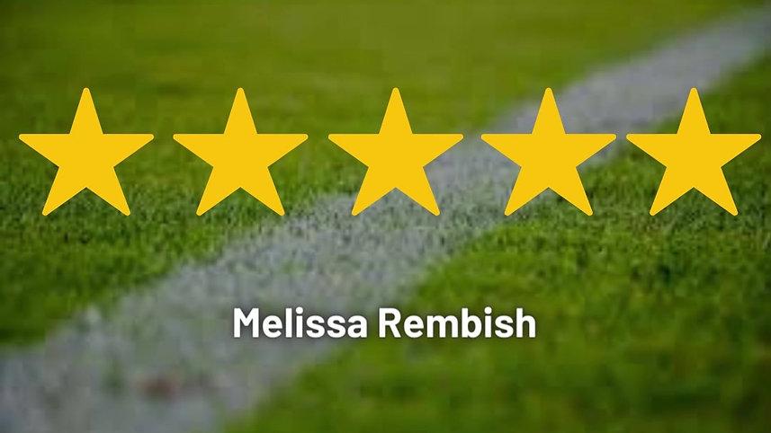 Client Review - Melissa Rembish