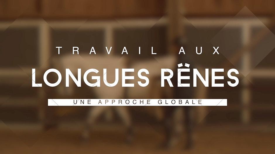 """TRIPTYQUE """"Longues Rênes"""" d'Olivier PULS"""