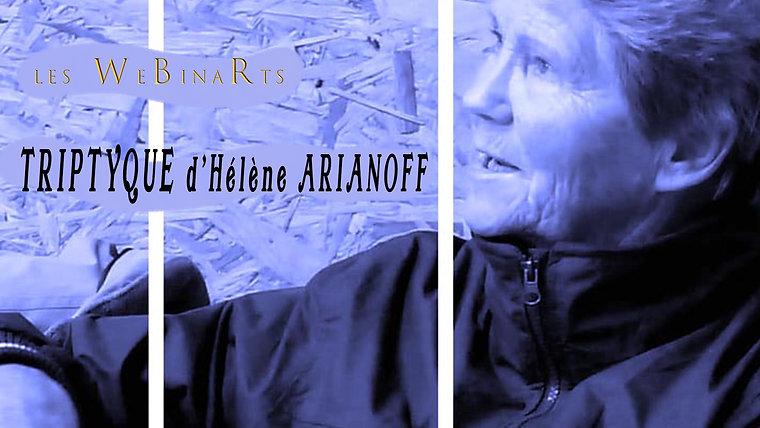 TRIPTYQUE d'Hélène ARIANOFF