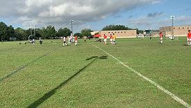 Second goal vs Internationals - Mluli