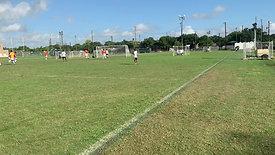 First goal vs Internationals - Mluli