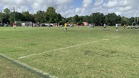 Third Goal vs Internationals - Mluli