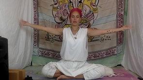 3 JULIO - Kriya para el estrés y las tiroides