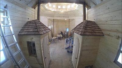 Shrine Interior TimeLapse