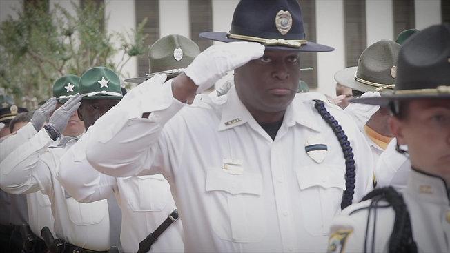 Florida Police Memorial