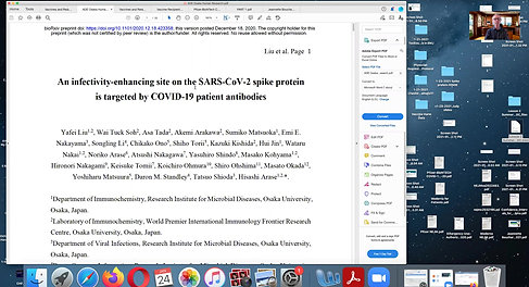 A Review of the SARS-CoV-2 Vaccines Safety  Efficacy EUA Documents-1