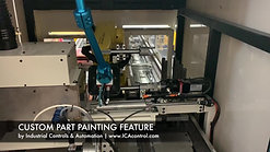 CUSTOM PART PAINTING FEATURE
