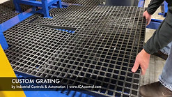 ICA Custom Grating
